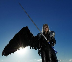 So You Want to Sephiroth Cosplay, huh?