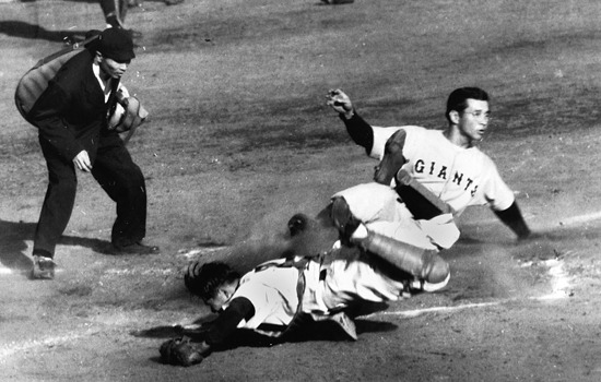 "Wallace Kaname ""Wally"" Yonamine played for the Giants from 1951-1962 and is the only American citizen to be elected to the Japan Baseball Hall of Fame (Gillespie, 2011)."