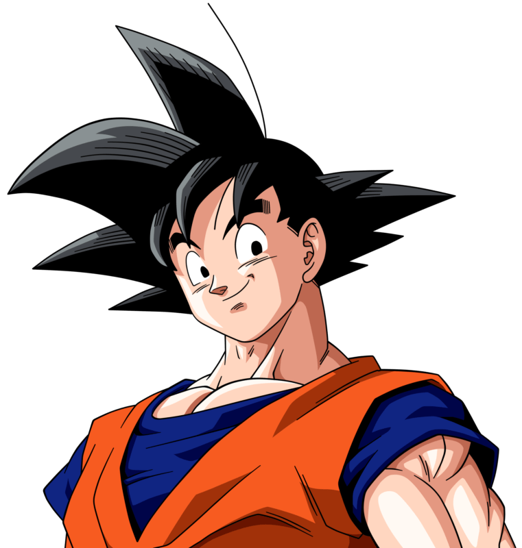 Goku as a role model japan powered