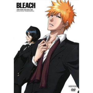 Ichigo's Orange Hair