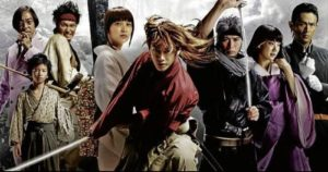 Kenshin live action movie poster