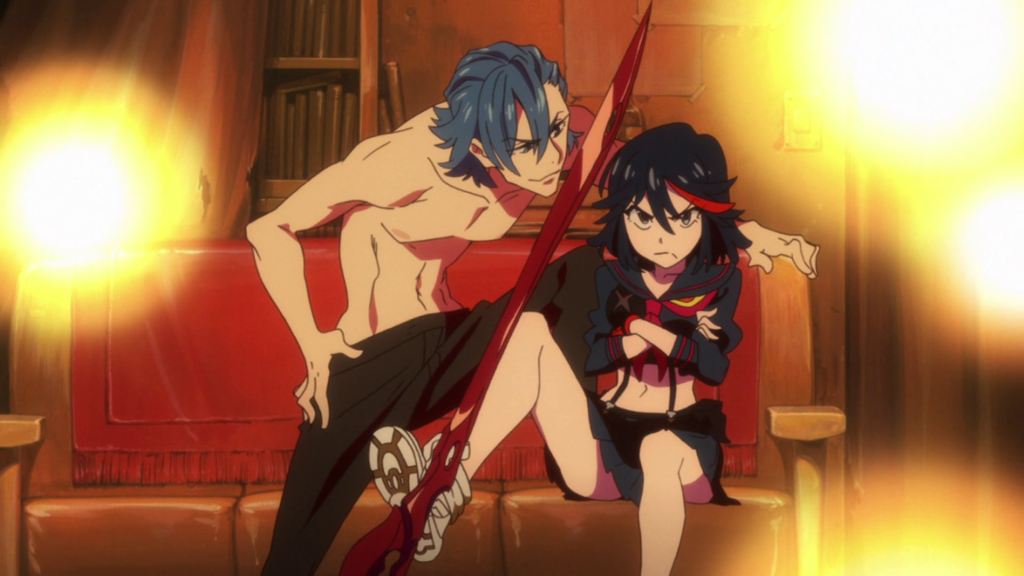 kill-la-kill Creepy Come ons