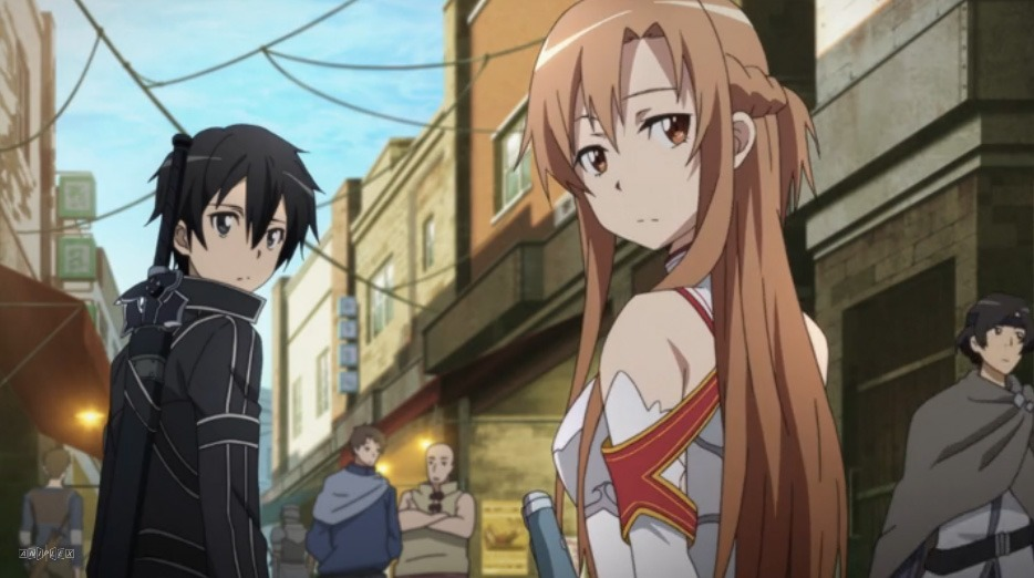 Sword Art Online Japan Powered