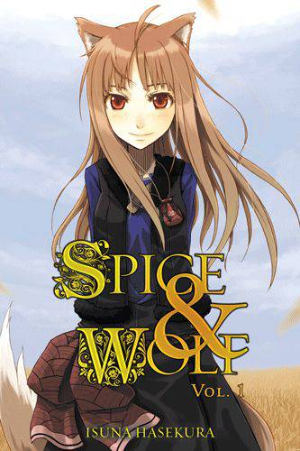 Spice and Wolf Light Novel Volume 1 - Japan Powered